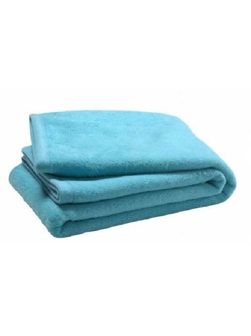 Deken Ledikant Blauw.Jollein Ledikant Deken Blauw 100 X 150 Cm